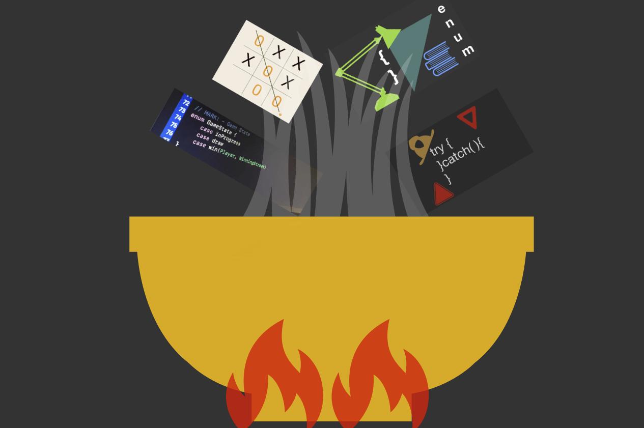 Swift Enum Hub